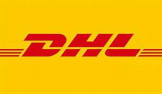 DHL logo - courier collection
